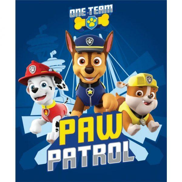 Fleece deken Paw Patrol