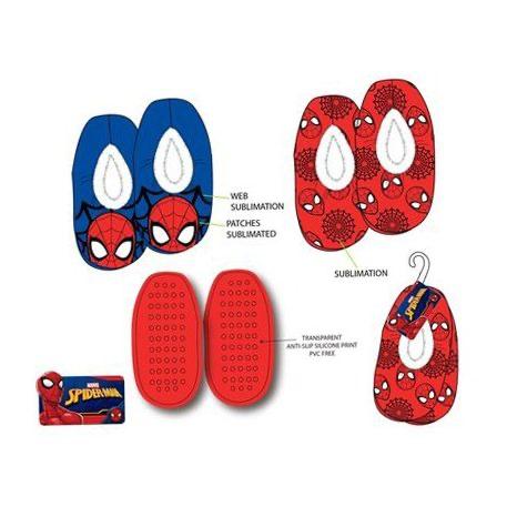 Sloffen spiderman