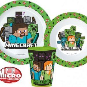 Minecraft dinerset