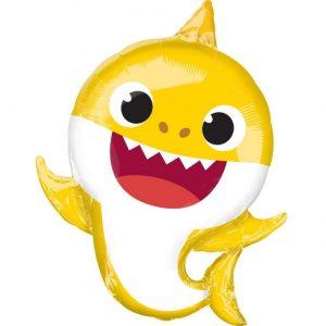 Baby Shark Folie ballon