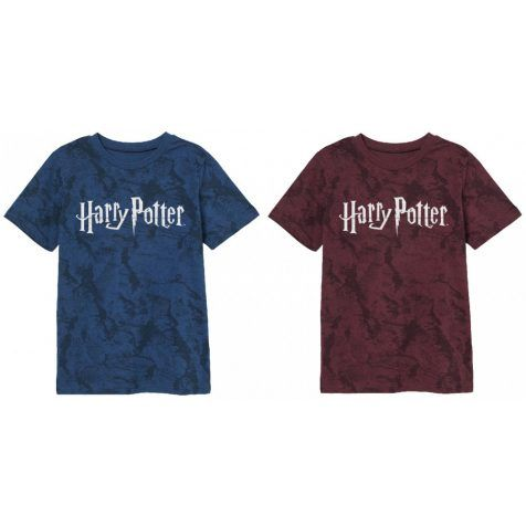 Harry Potter shirt korte mouwen