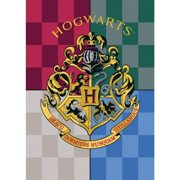 Fleece deken Harry Potter