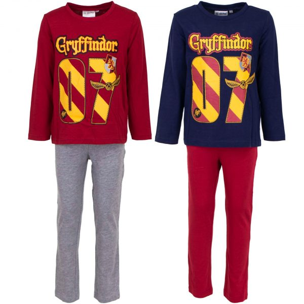 Harry Potter pyjama gryffindor